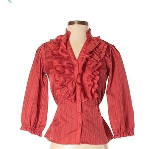 New condition Vintage Anitlia Femme Blouse